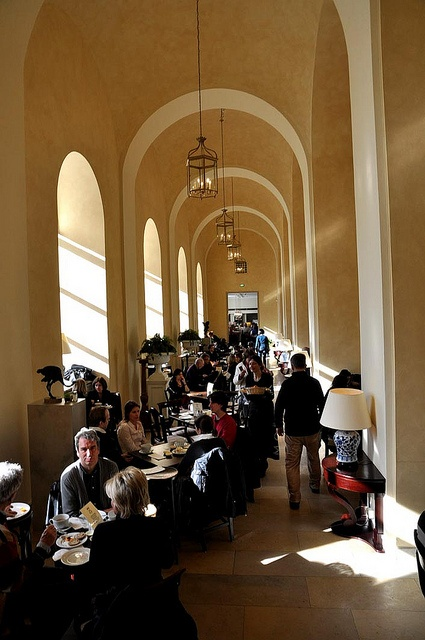 Munich Alte Pinakothek - Cafe Klenze