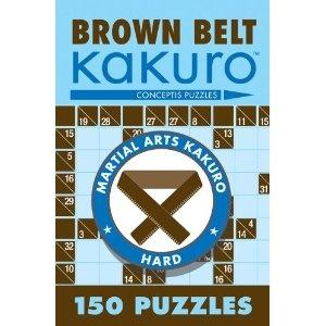 ... puzzles series ea forward kakuro puzzles games math brown belt kakuro