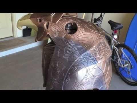 ▶ Stargate Animatronic Horus Helmet Build - YouTube http://www.instructables.com/id/Animatronic-Stargate-helmet/
