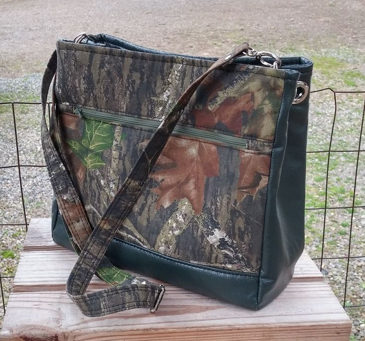 Concealed Carry Bag, Concealed Carry Tote, CC Bag, Camo CC Bag, Camo Gun Bag, CC Handbag, Ccw Purse, Concealed Carry Crossbody Bag by AmericanStitchers on Etsy