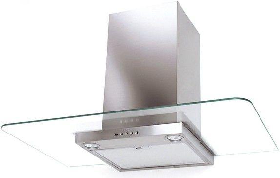 FABER KAMINSKA NAPA NICE - 60CM. Dekorativna stenska inox napa,  elektronsko upravljanje,  število hitrosti: 3,  pretok zraka: 410 m³/h,  glasnost: 65 dB,  HALOGEN osvetlitev.  Energijski razred: E