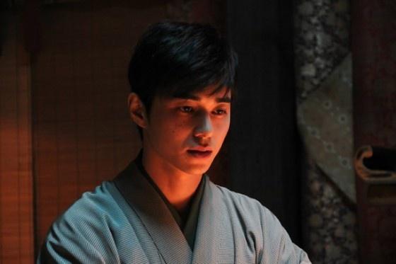 Doumeki Shizuha played by Higashide Masahiro