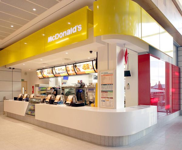 Norwich 01 L McDonalds Redesign: a New Era for Fast Food Restaurants