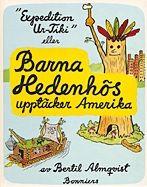 Omslagsbilde av Barna Hedenhös Upptäcker Amerika