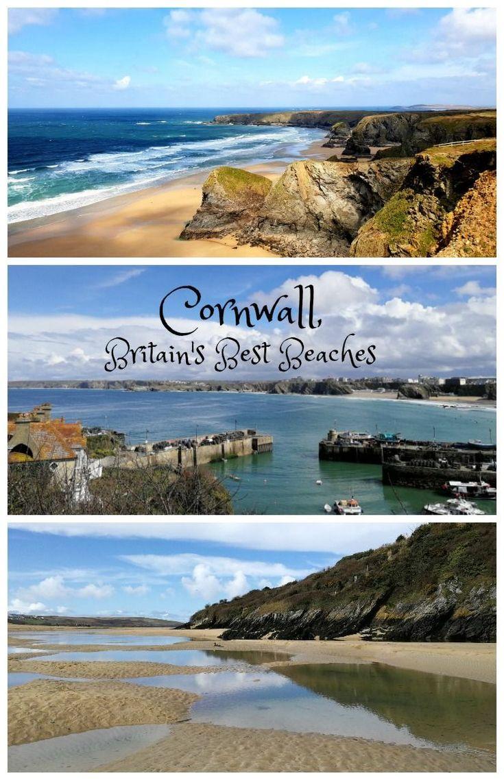 Cornwall's best beaches  North Cornwall  Cornwall  England  English beaches  Beaches