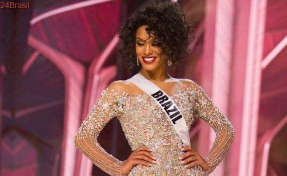 Conheça Raissa Santana, segunda brasileira negra no Miss Universo