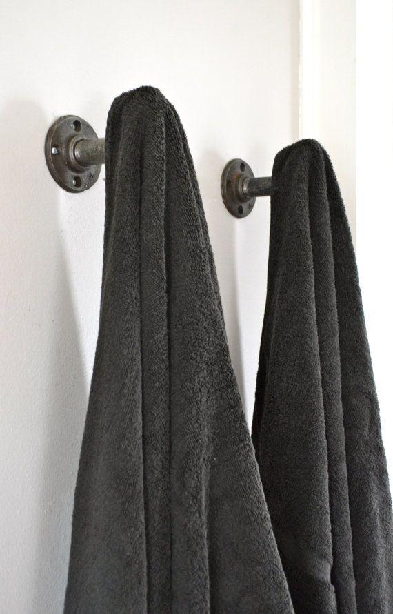 Unique Towel Hooks best 10+ industrial wall hooks ideas on pinterest | industrial