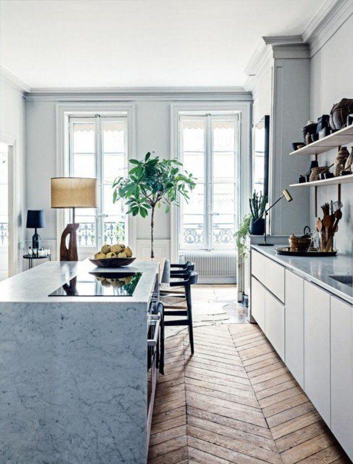 les 25 meilleures id es de la cat gorie cuisine au marbre ForDecorer Son Appartement Pas Cher