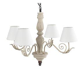 Cerchi dei lampadari shabby chic ? Su Dalani puoi trovare online lampadari, lampade e abat-jour ✓ Offerte giornaliere ✓ Le migliori marche