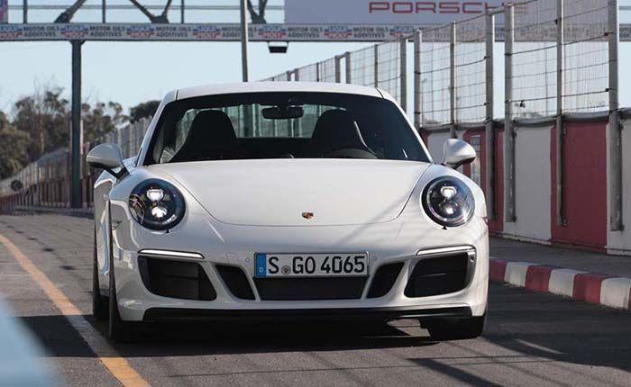 2018 Porsche 911 Carrera GTS overview