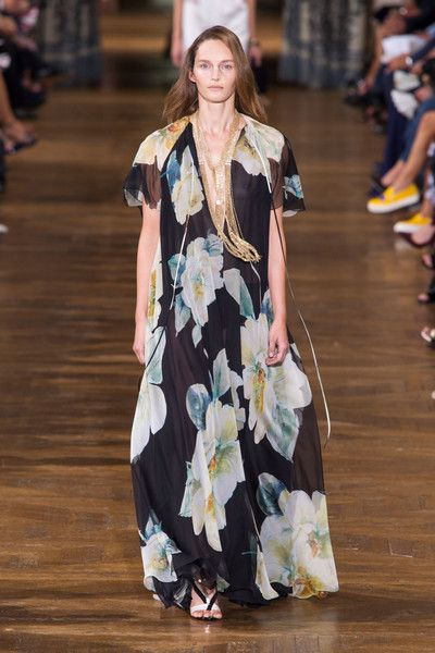 Lanvin at Paris Fashion Week Spring 2017 - Runway Photos
