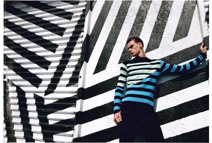Filip Hrivnak by Milan Vukmirovic for Fashion For Men Magazine