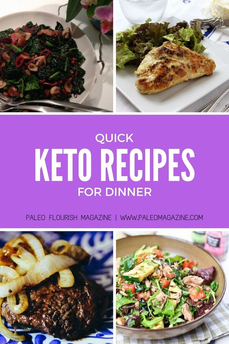Get these 25 super quick keto recipes here and enjoy for dinner. All recipes are low carb and perfect for a ketogenic diet.