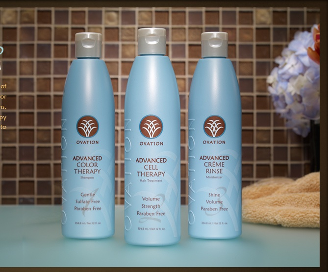 Washed my hair with regular shampoo after using Ovation for a couple of months.  HOLY DRY, BATMAN!  Went back to my Ovation, and I don't want to leave ever again.