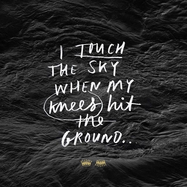 touch the sky // hillsong UNITED.