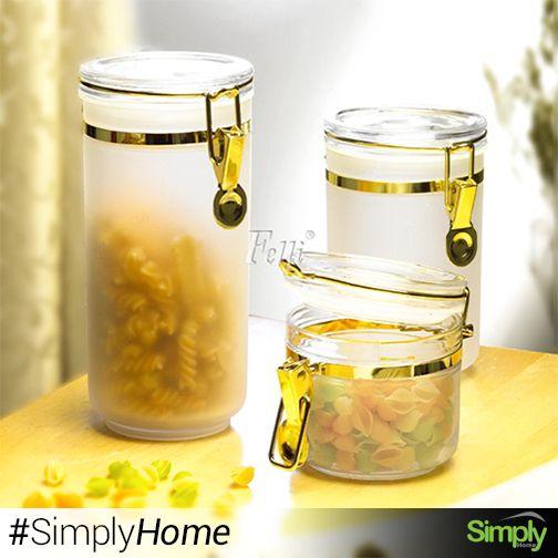 Tarro acrílico para pasta $26.000  Práctico tarro hermético en acrílico que le permitirá almacenar de forma segura la pasta. #SimplyHome #SimplyHomeCol  #Simply #Home #OnlineShop