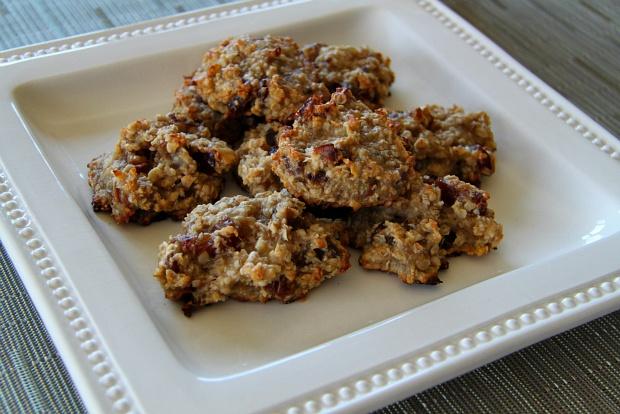 Healthy Banana Cookie Recipe | LaJollaMom