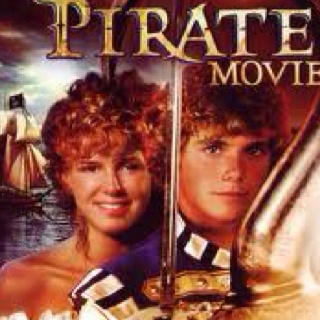 The pirate movie with Christopher Atkins and Kristy McNichol
