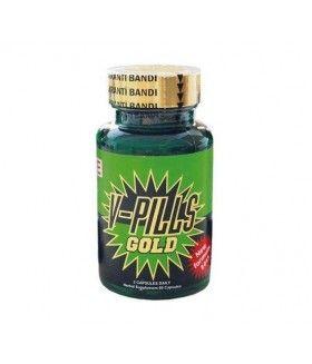 V-Pills Gold Penis Büyütücü Bitkisel Kapsül Kapmanyalı Ürün....