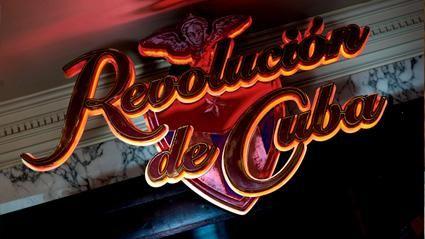 Revolucion de Cuba for rum cocktails and delicious food! http://www.revoluciondecuba.com/