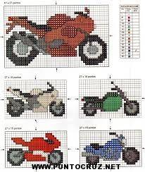 Motos-en-punto-de-cruz.jpg (206×244)