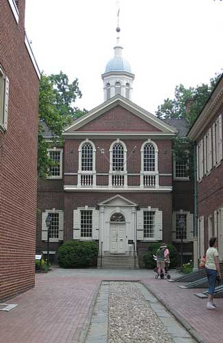 Carpenters' Hall - Philadelphia, PA