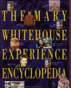 The Mary Whitehouse experience encyclopedia - A funny read - still have my copy from the early 90s signed by Rob Newman and David Baddiel