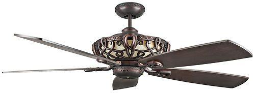 "Concord Fans 60"" Aracruz Oil Rubbed Bronze Large Ceiling Fan with Up Light   eBay"