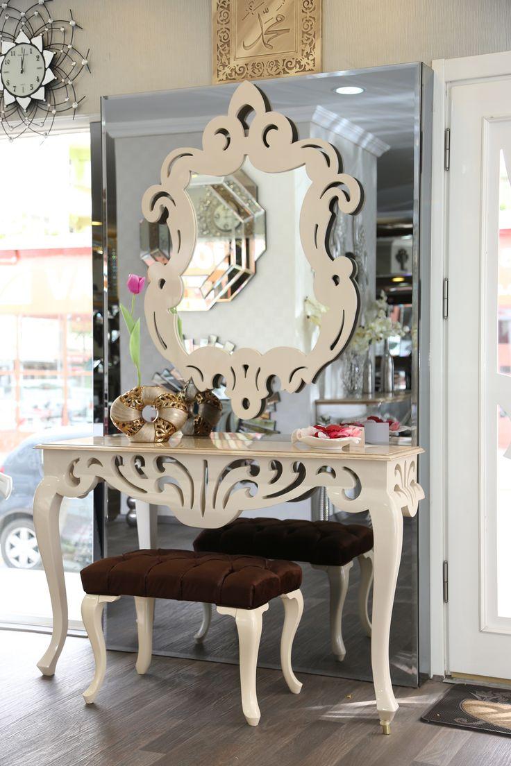 Ayna #mirror #dekoratif #duvar #banyo #kaplama #varak #modern ...