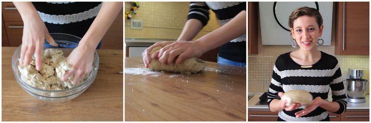 Come fare la pasta frolla senza burro né uova (ricetta vegan) - Il Goloso Mangiar Sano