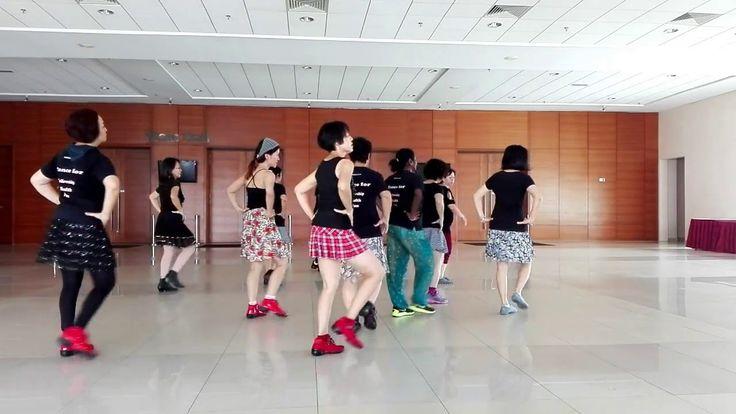 Line Dance That Summer Love Micaela Mike Erlandsson