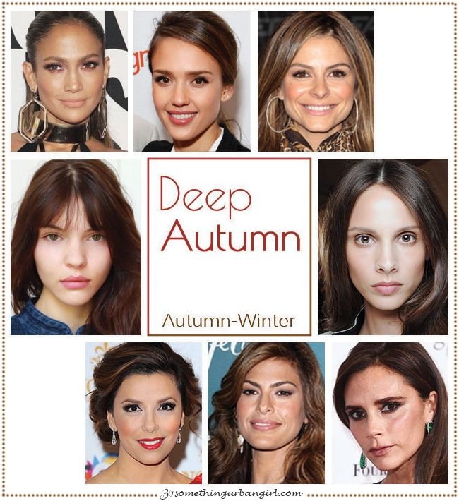 Are You An Autumn Winter Deep Autumn Felicity Deep