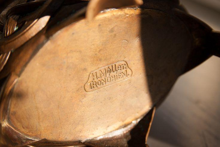 henrik Möller box with nice details