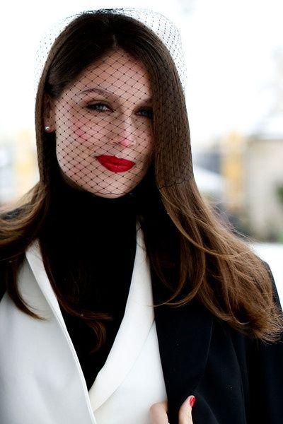 Laetitia Casta @Dior Christian Dior Street #Fashion @ Couture Spring Summer 2013 #Paris #HauteCouture