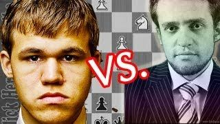 Apertura Inglesa: Magnus Carlsen Vs Levon Aronian (2011)