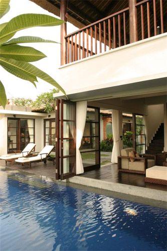 Interesting.. at Bali Villa, Indonesia