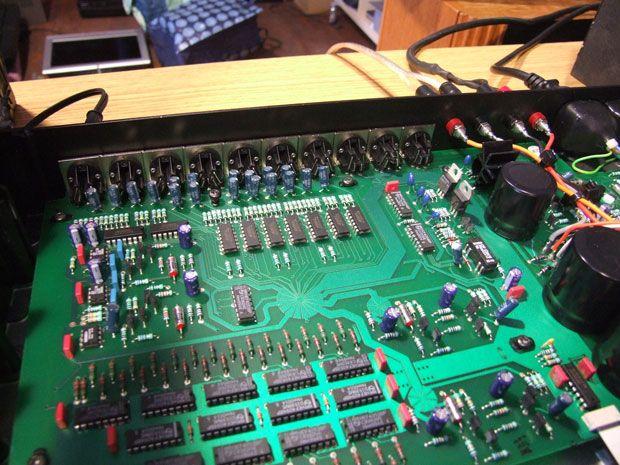 Altafidelidad.net - Jaume Font Borràs - Reparació Amplificador Naim - Reparación Amplificador Naim - Naim Amplifier Reparation