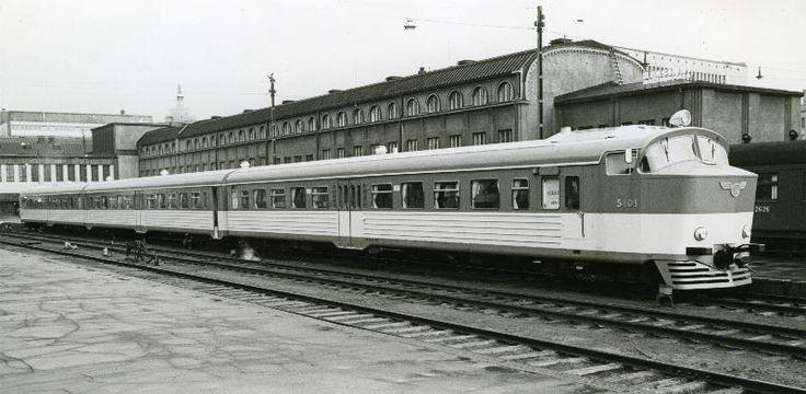 Valmet Oy, Tampereen tehdas #junat #veturit #rautatiet
