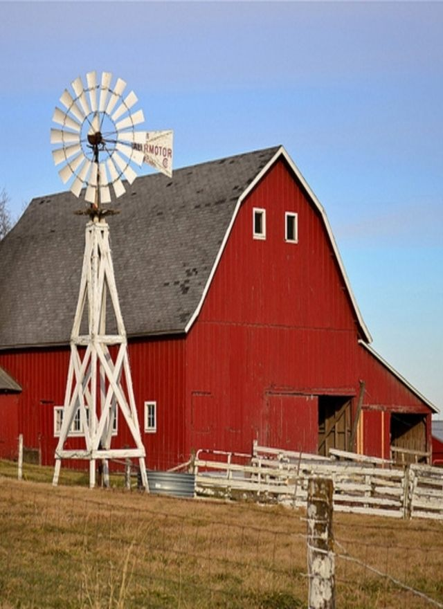 Best 25 Red Barns Ideas On Pinterest Country Barns