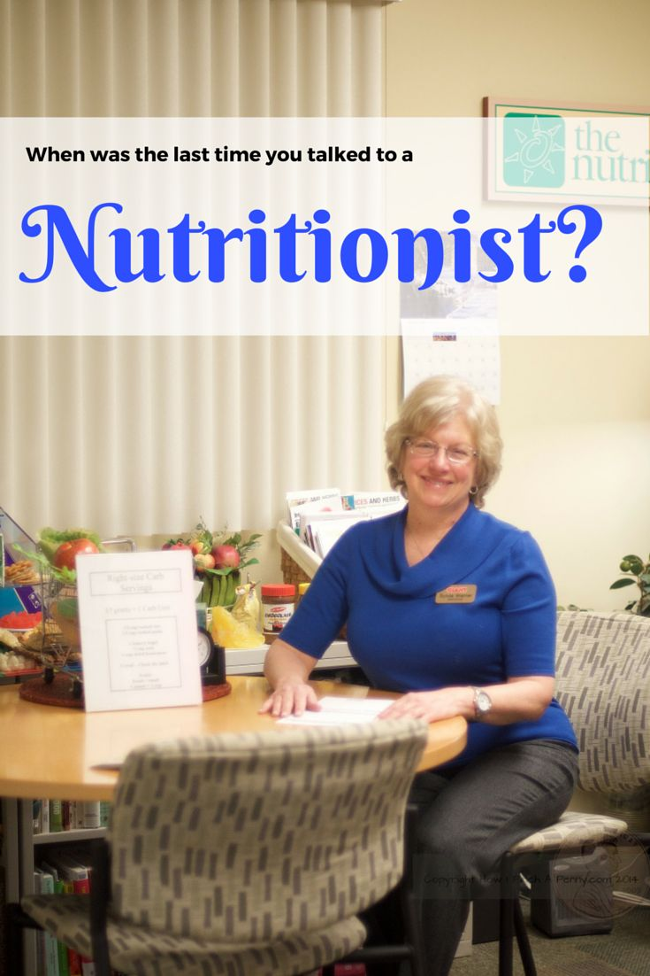 When was the last time you talked with a nutritionist? GIANT FOOD Stores Have Nutritionists On Staff To Benefit You from Howipinchapenny.com
