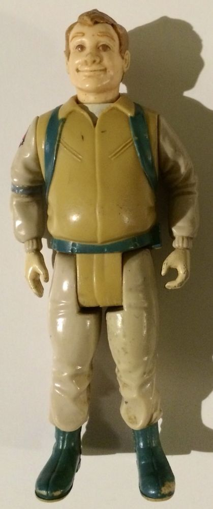Vintage - 1984 - Ghostbusters - Action Figure