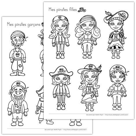 Modèles de pirates