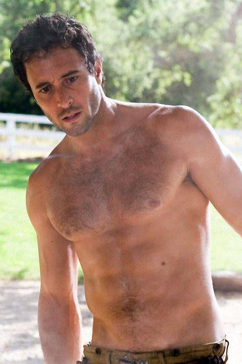 Fotos de desnudos de Alex OLoughlin filtradas en
