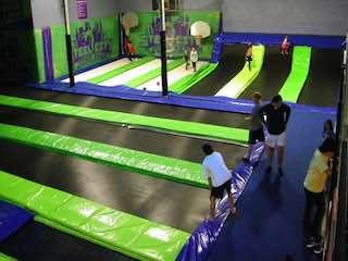 Steel City Jump Park in Birmingham | Alabama - on FamilyDaysOut.com