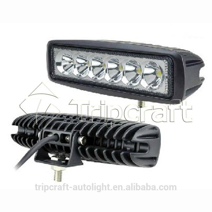 led slim fire tow truck utility lightbar 4inch18w light bar led tow trucks light