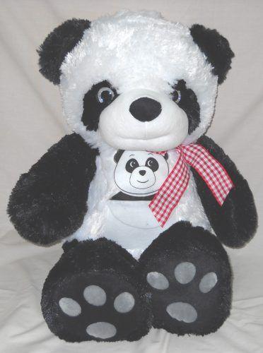 Boneka Panda Tarissa 28 Inch (520699P)  Boneka Panda Tarissa 28 Inch (520699P)  Boneka binatang panda putih hitam tarissa ukuran 28 inch ini terbuat dari bahan yang halus dan lembut.  Cocok digunakan sebagai kado ulang tahun hadiah buat anak keponakan sepupu pasangan kekasih pacar sahabat teman ataupun bingkisan pada momen istimewa seperti ulang tahun pernikahan valentine kenaikan kelas kelulusan hari kasih sayang dan lain-lain.  Buruan order sebelum kehabisan! Cara order sangat mudah dan…