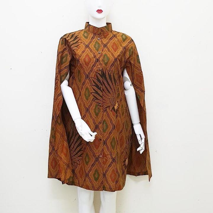 Dress cape blazer aef  CP  LINE @bebatikanjogja (pakai '@')  WA 081904019099 (slow response)  Toko Baju Batik Modern   http://ift.tt/2flJQTw