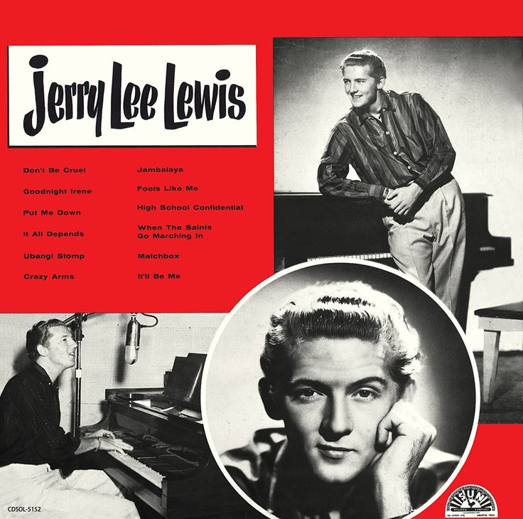 Amazon.co.jp: ジェリー・リー・ルイス : ジェリー・リー・ルイス(紙ジャケット) - ミュージック