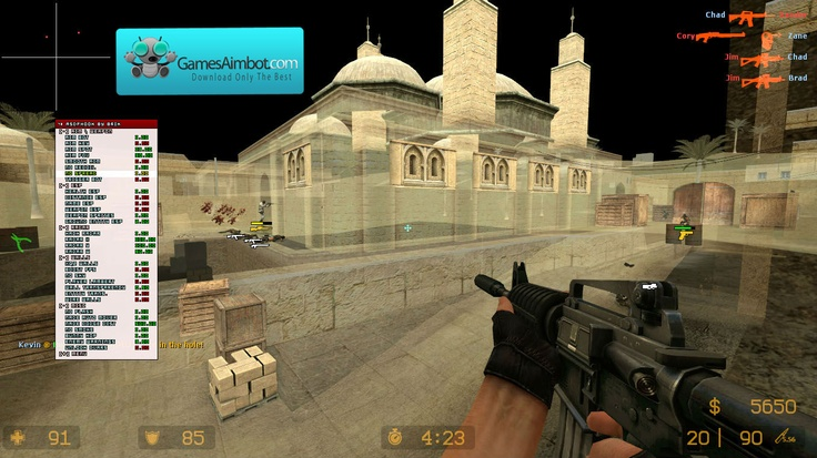 If you are busy or afk you can stay hide on map texture with our gamesaimbot.com css hack, how this work ?  Press J and walk where you wanna hide, press again J and now you can stay there  even all round time if you like, download from our page counter strike aimbot too or counter strike source wallhack  http://www.gamesaimbot.com/2012/12/download-counter-strike-source-aimbot.html