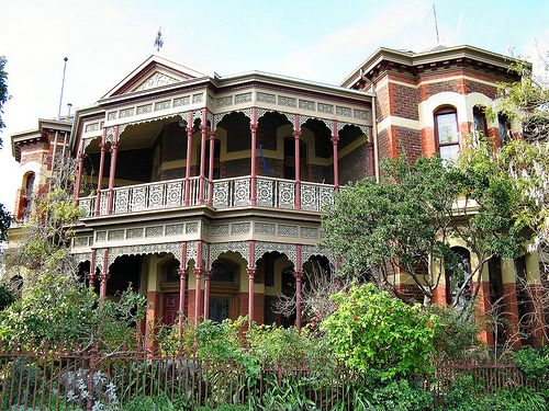 Historic federation home in St Vincent's Place
